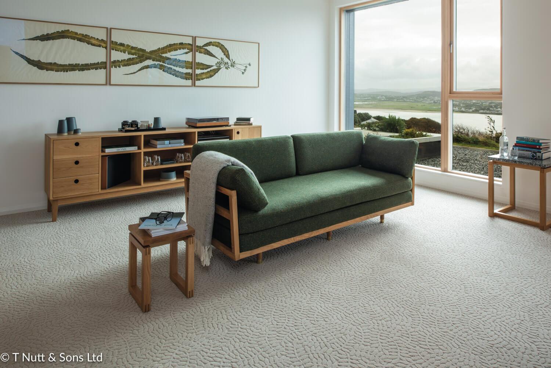 Ulster Terræn Frond Kaffe Living Room