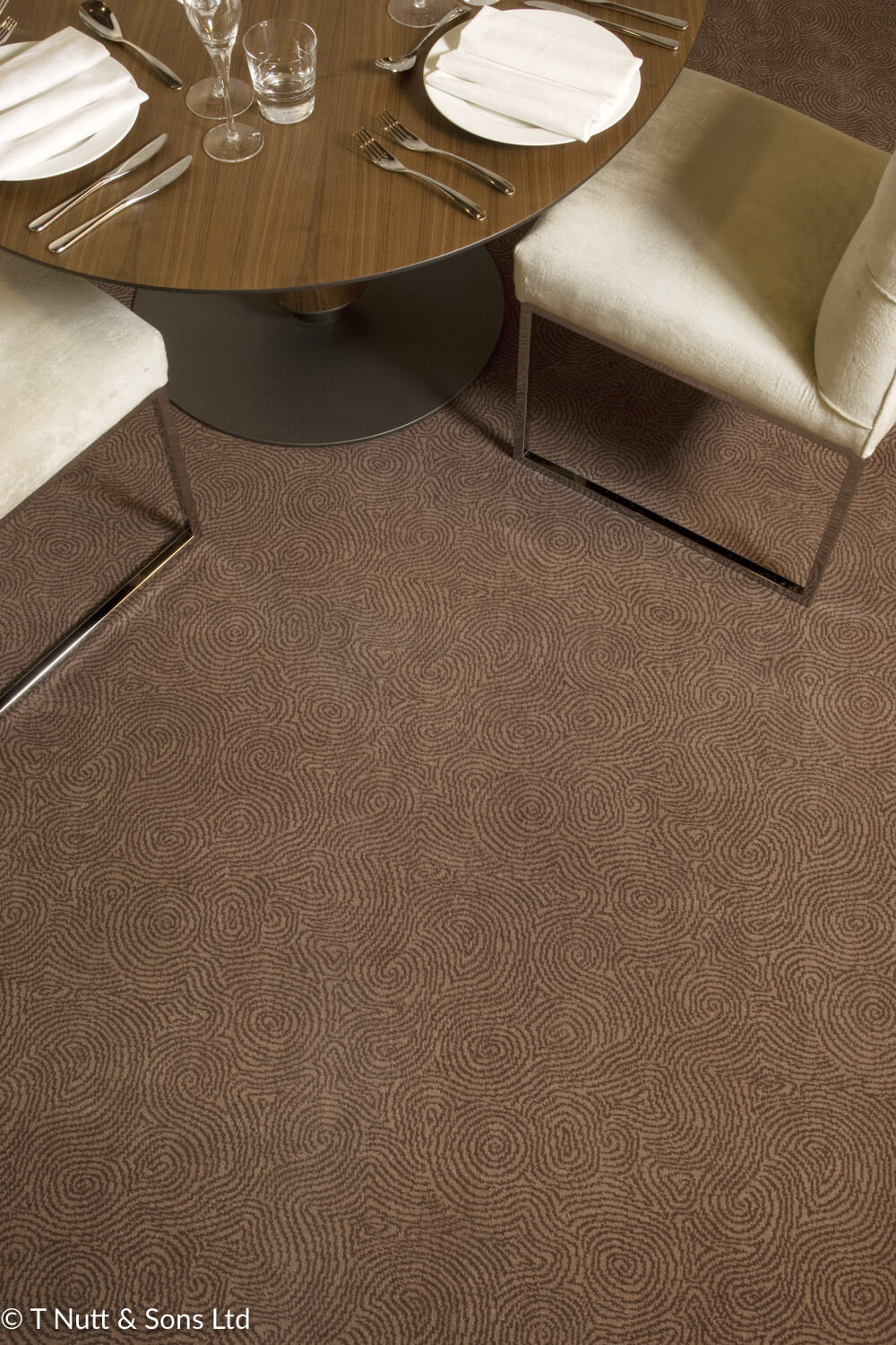 Ulster The Mix Contour Taupe